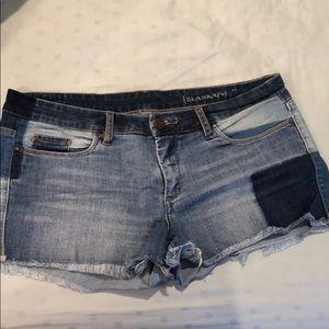 BLANKNyc jean shorts